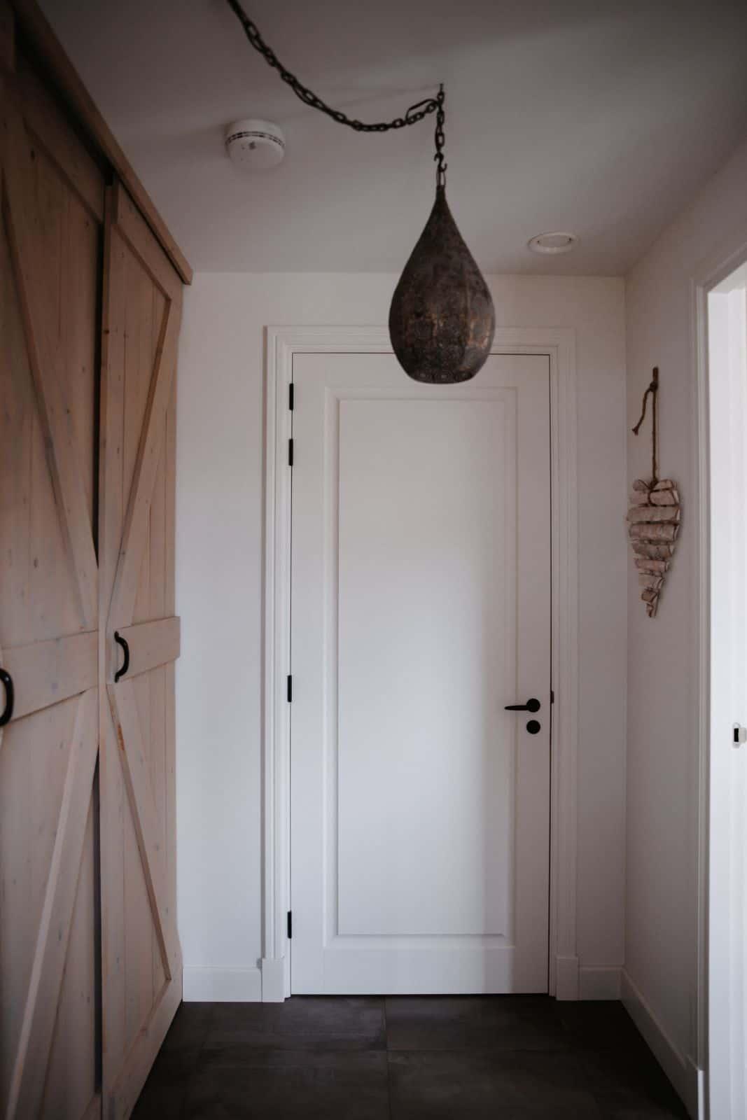 Bossing paneel deur